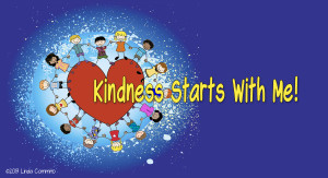 Kindness Starts With Me by Linda Commito