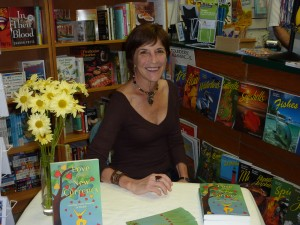 Linda Commito at Circle Books