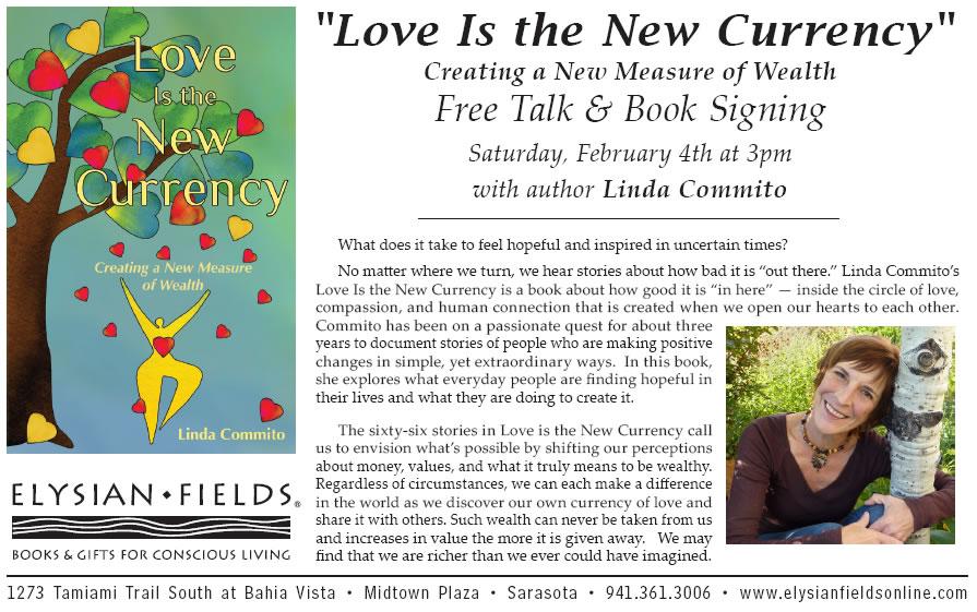 Linda Commito at Elysian Fields