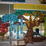 Alta Vista Elementary School Kindness Tree